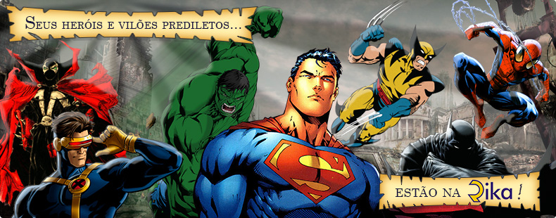 super-herois
