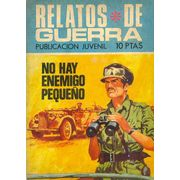 -importados-espanha-relatos-de-guerra-no-hay-enemigo-pequeno