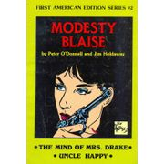 -importados-eua-modesty-blaise-the-mind-of-mrs-drake-uncle-happy
