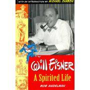 -importados-eua-will-eisner-a-spirited-life