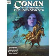 Marvel-Graphic-Novel---Conan-the-Barbarian---The-Horn-of-Azoth