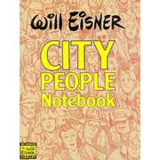 Will-Eisner---City-People-Notebook