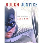 Rough-Justice---The-DC-Comics-Sketches-of-Alex-Ross