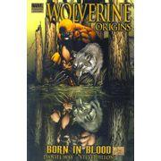 Wolverine-Origins---Born-in-Blood---Volume-1