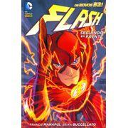 Flash---Seguindo-em-Frente--capa-dura-