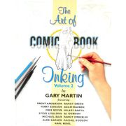 Art-of-Comic-Book---Inking---Volume---2