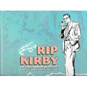 Rip-Kirby---The-First-Modern-Detective---Complete-Comic-Strips-Volume-1--1946-1948-