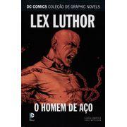 DC-Comics---Colecao-de-Graphic-Novels---12---Lex-Luthor---O-Homem-de-Aco