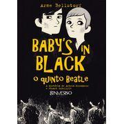 Baby-s-in-Black---O-Quinto-Beatle--Capa-Amarela-