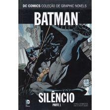 DC-Comics---Colecao-de-Graphic-Novels---01---Batman---Silencio---Parte-1