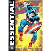 Essential-Captain-America---Volume-1