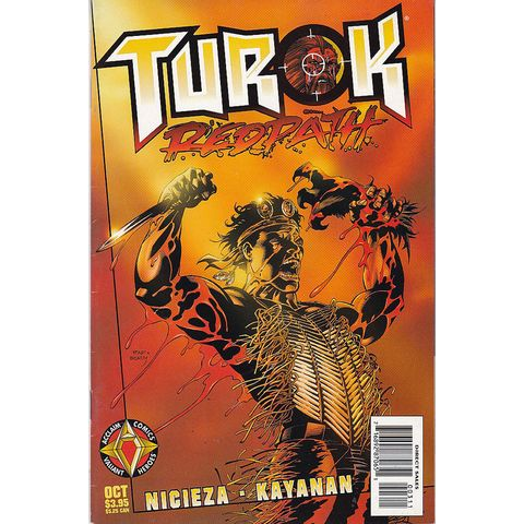 Turok-Redpath---Volume-1