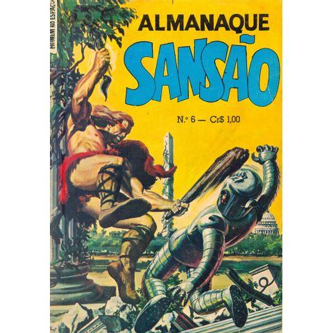 Gibi Usado Almanaque Homem no Espaço 6 Cruzeiro Compra e Venda - Rika e4af6d48c480f