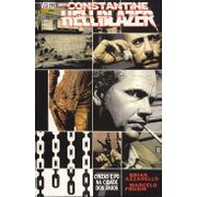 a9e35f503fd Gibi Usado John Constantine Hellblazer Infernal Volume 3 Anjos e ...