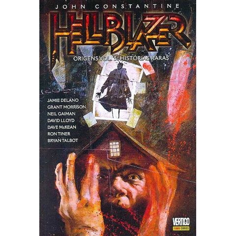 5c9ba1619f8 Gibi Usado John Constantine Hellblazer Origens Volume 5 Panini Loja Sebo  Quadrinhos Antigos Raros Compra Venda - Rika