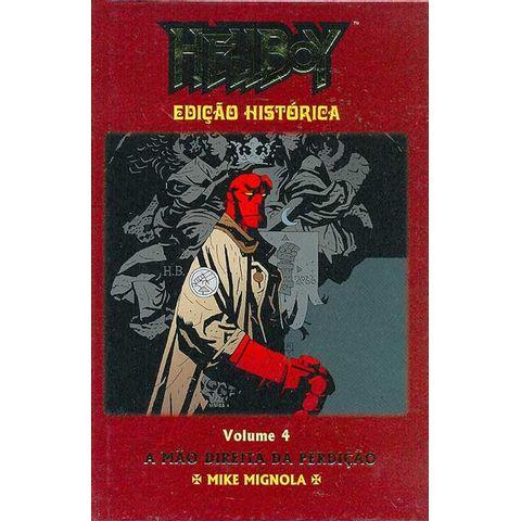 013812a2189 Gibi Usado Hellboy Ediçao Histórica Volume 4 Mythos Loja Sebo Quadrinhos  Antigos Raros Compra Venda - Rika