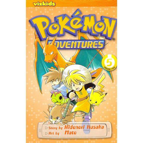 -importados-eua-pokemon-adventures-volume-05