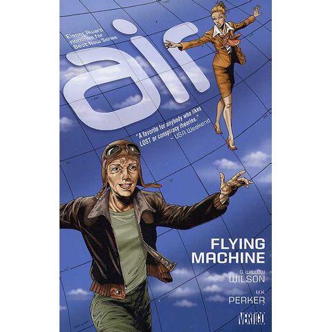 Air-Flying-Machine