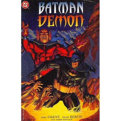 Batman-Demon