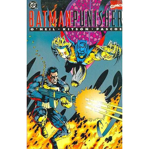 Batman-e-Punisher