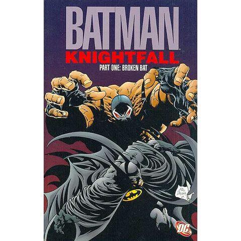 Batman-Knightfall---2--Edia®o---Volume-1