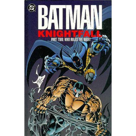 Batman-Knightfall---2--Edia®o---Volume-2