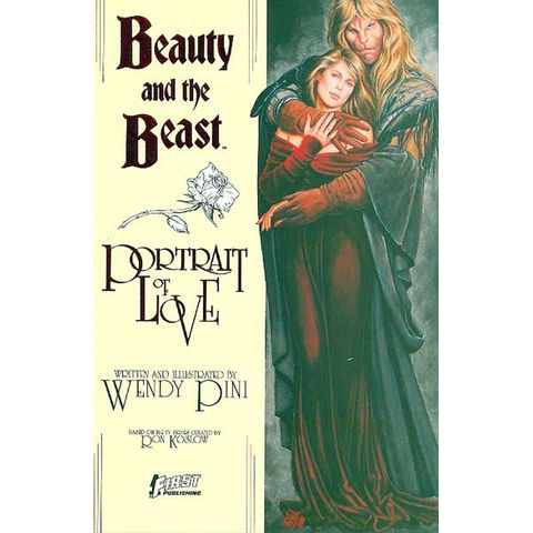 Beauty-And-The-Beast---Portrait-Of-Love