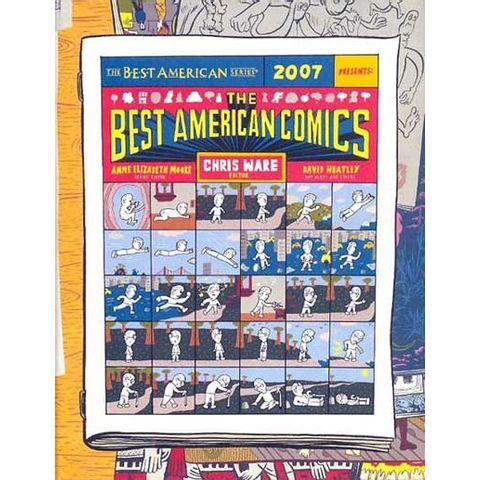 Best-American-Comics-2007--HC-