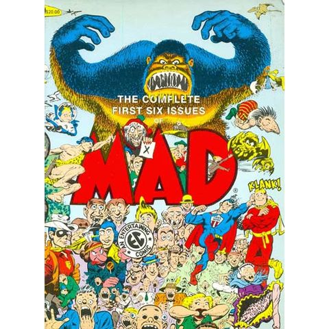 Complete-First-Six-Issues-Of-Mad