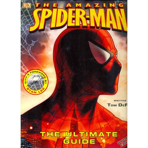 Amazing-Spider-Man---The-Ultimate-Guide---Updated-Edition