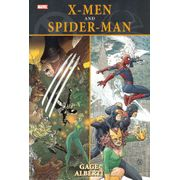 X-Men---Spider-Man