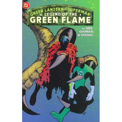 Green-Lantern-e-Superman---Legend-Of-The-Green-Flame