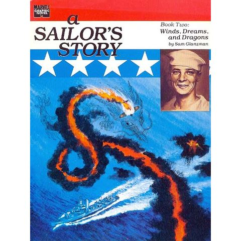 Marvel-Graphic-Novel---A-Sailoris-Story---Book-2