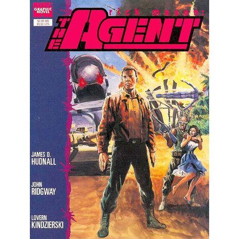 Marvel-Graphic-Novel---Rick-Mason---The-Agent