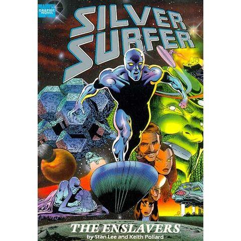 Marvel-Graphic-Novel---Silver-Surver---The-Enslavers