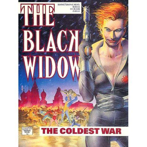 Marvel-Graphic-Novel---The-Black-Widow---The-Coldest-War