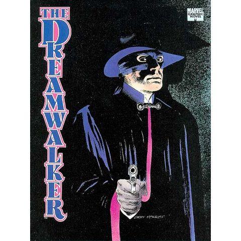 Marvel-Graphic-Novel---The-Dreamwalker