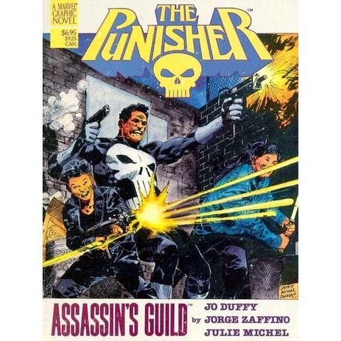 Marvel-Graphic-Novel---The-Punisher---Assassinis-Guild