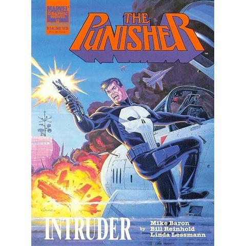 Marvel-Graphic-Novel---The-Punisher---Intruder