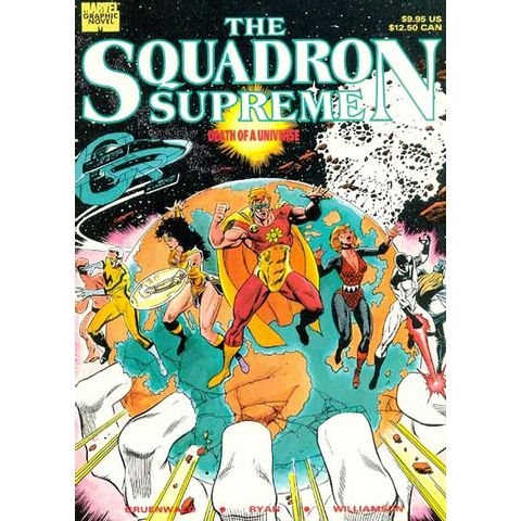 Marvel-Graphic-Novel---The-Squadron-Supreme---Death-of-a-Universe