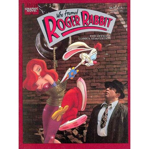 Marvel-Graphic-Novel---Who-Framed-Roger-Rabbit