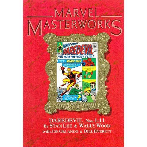 Marvel-Masterworks---Daredevil---1---11--HC-