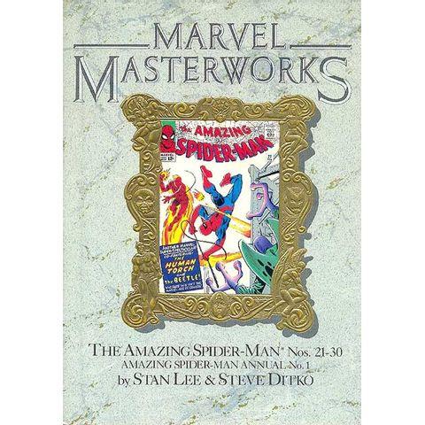 Marvel-Masterworks---The-Amazing-Spider-Man---21---30--HC-