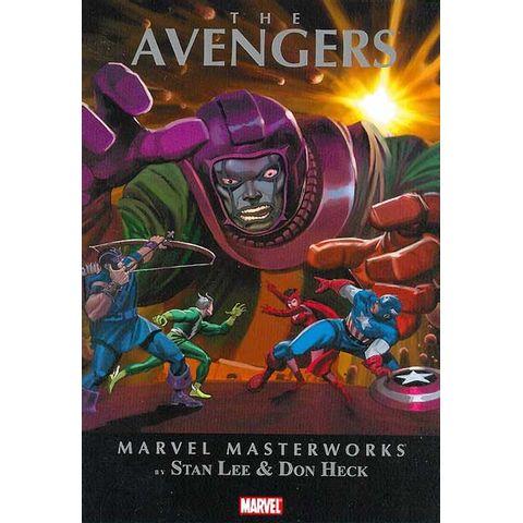 Marvel-Masterworks---The-Avengers-Volume-3--HC-