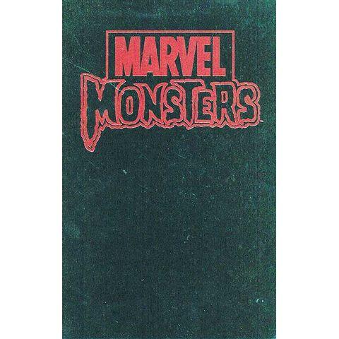 Marvel-Monsters--HC-