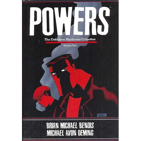 Powers---The-Definitive-Hardcover-Collection---Volume-1--HC-