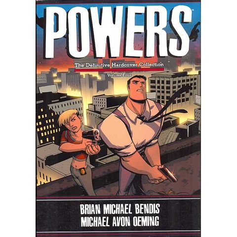Powers---The-Definitive-Hardcover-Collection---Volume-4--HC-