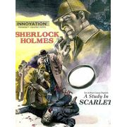 Premiere-Graphic-Novel---Sherlock-Holmes---A-Study-in-Scarlet