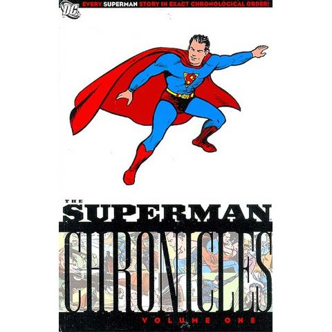 Superman-Chronicles---Volume-1