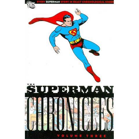 Superman-Chronicles---Volume-3